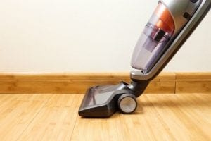 Self Propelled Vacuum Cleaner 101