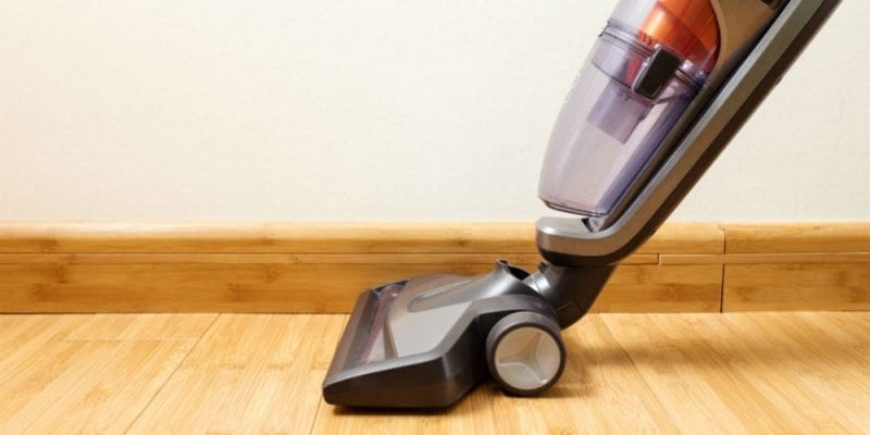 Self Propelled Vacuum Cleaner