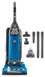 Hoover Anniversary Windtunnel Self Propelled Bagged Corded Upright Vacuum