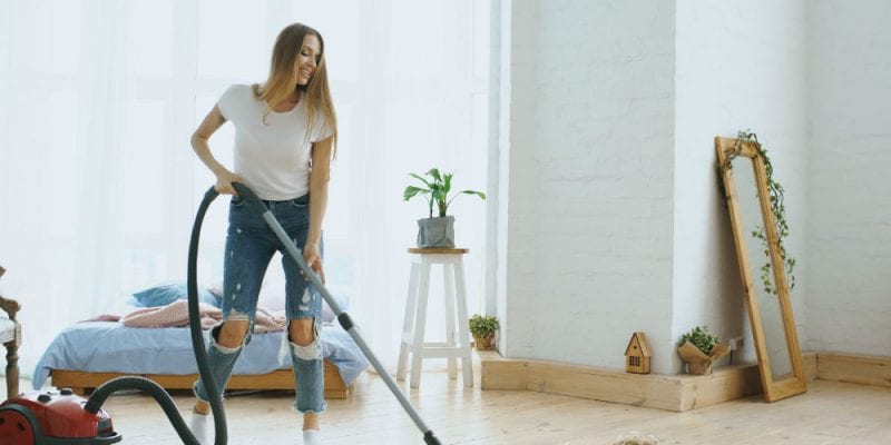 Oreck commercial vacuums