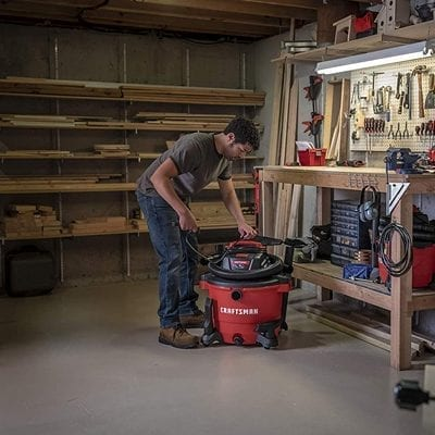 Best Shop Vac For Your Heavy Duty Needs