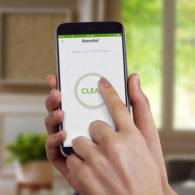 iRobot Roomba Cleaning App